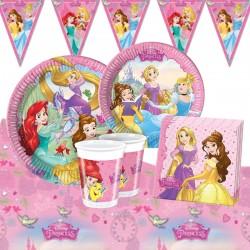 Set Festa Princess Happy Birthday 50 pz