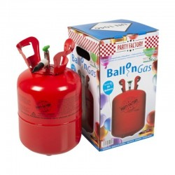 Kit Bombola Gas Elio Per 30 Palloncini