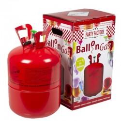 Kit Bombola Gas Elio Per 50 Palloncini