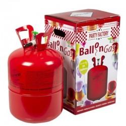 Kit Bombola Gas Elio Con 50 Palloncini