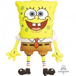 Pallone Foil Sagoma Spongebob 75 cm