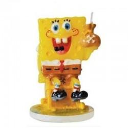 Candela Sagoma Spongebob 10 cm