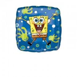 Pallone Quadrato Spongebob 45 cm