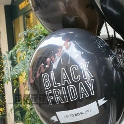 Decorazione Black Friday Palloni Elio