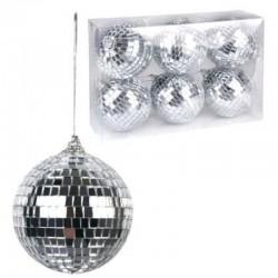6 Mini Disco Ball Anni 70