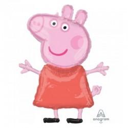 Pallone Cartoon Peppa Pig 85 cm