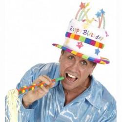 Cappello Torta Compleanno
