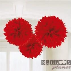 3 Fluffy Carta Rossa 40 cm