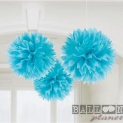 3 Fluffy Carta Azzurra 40 cm