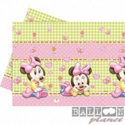 Tovaglia Plastica Minnie 120x180 cm