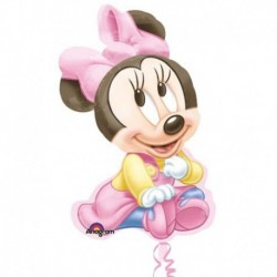 Pallone Baby Minnie 75 cm