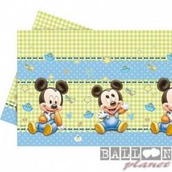 Tovaglia Plastica Mickey 120x180 cm