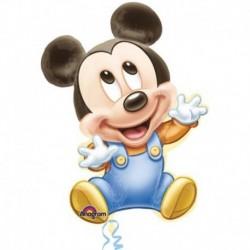 Pallone Baby Mickey 65 cm