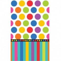 Tovaglia Carta Dots 120x180 cm