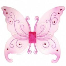 Ali Rosa Glitter 65x55 cm