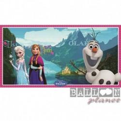 Fondale Parete Frozen 77x150 cm
