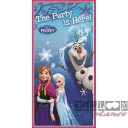 Fondale Porta Sceen Frozen 76x152 cm