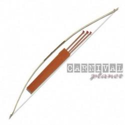 Arco Frecce Faretra 150 cm