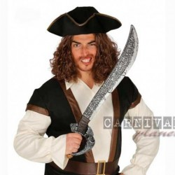 Spada Pirata 72 cm