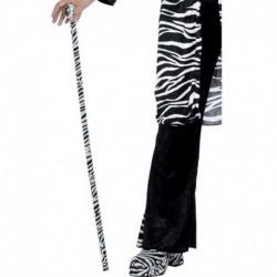 Bastone Zebrato 80 cm