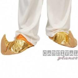 Scarpe Arabe Aladin Dorate