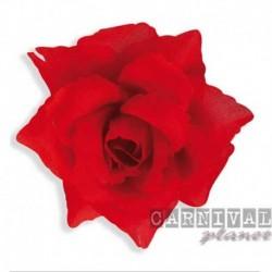 Spilla Rosa Rossa 10 cm
