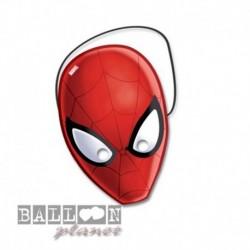 6 Maschere Spiderman