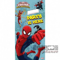 Fondale Porta Spiderman 75x150 cm