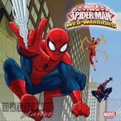 20 Tovaglioli Carta Spiderman 33x33 cm