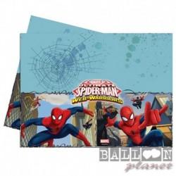 Tovaglia Plastica Spiderman 120x180 cm