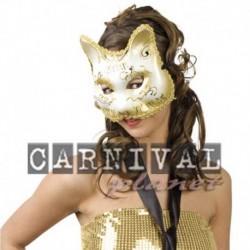 Maschera Cartapesta Pussycat
