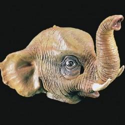 Maschera Lattice Elefante