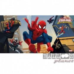Fondale Porta Spiderman 150x77 cm