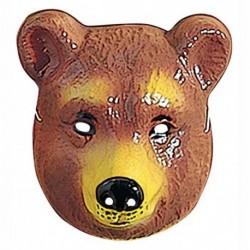 Maschera Plastica Orso
