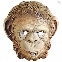 Maschera Plastica Scimmia