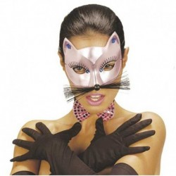 Maschera Tessuto Gatta