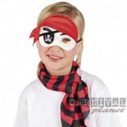 Maschera Tessuto Pirata