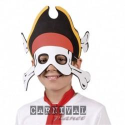 Maschera Foam Pirata