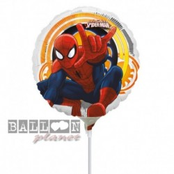 Palloncino Spiderman 20 cm