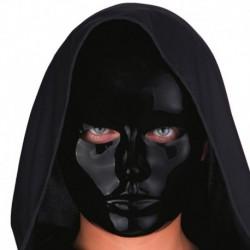 Maschera Plastica Viso Nero