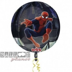 Pallone Orbz Spiderman 55 cm