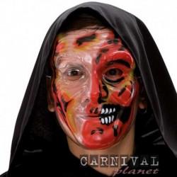 Maschera Plastica Due Facce