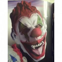 Maschera Lattice Clown Assassino