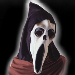 Maschera Lattice Scream Assassin