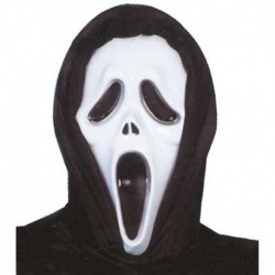 Maschera Plastica Scream Assassin