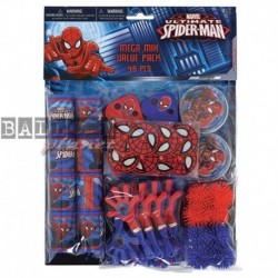48 Gadget Assortiti Spiderman