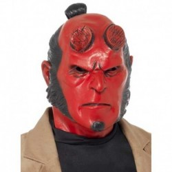 Maschera Lattice Hellboy