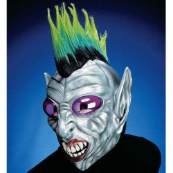 Maschera Lattice Alieno Punk