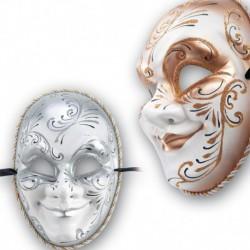 Maschera Cartapesta VIso