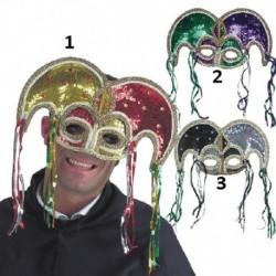 Maschera Tessuto Jolly